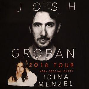 Josh Groban t-shirt